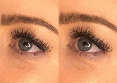 Classic Eyelash Extensions by Lisa Watson at Glow Lash & Brow Bar Saltash & Plymouth