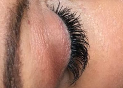 Classic Eyelash Extensions by Lash Technician Lisa Watson at Glow Lash & Brow Bar Saltash & Plymouth