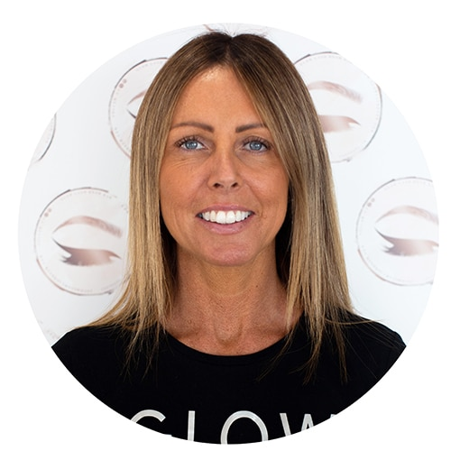 Lisa Watson Salon Owner & Senior Eyelash Technician at Glow Lash & Brow Bar Saltash & Plymouth