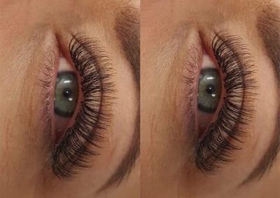 Classic Eyelash Extensions by Charlett Lyne at Glow Lash & Brow Bar Saltash & Plymouth