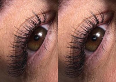 Classic Eyelash Extensions by Morgan Brady at Glow Lash & Brow Bar Saltash & Plymouth