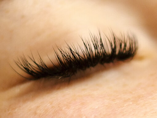 Classic Lash Extensions at Glow Lash & Brow Bar Saltash & Plymouth