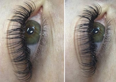 Beautiful Classic Eyelash Extensions by Morgan Brady Lash Technician at Glow in Saltash & Plymouth