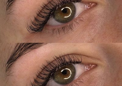 Elegant & Feminine Classic Eyelash Extensions by Morgan Brady Glow Lash & Brow Bar Saltash & Plymouth