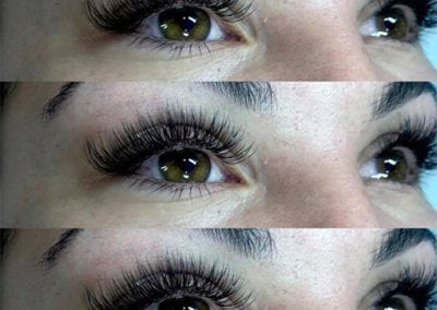 Classic Eyelash Extensions by Rio Anderson at Glow Lash & Brow Bar Saltash & Plymouth
