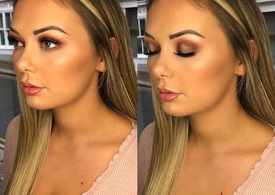 Stunning Makeup by Glow in Saltash and Plymouth