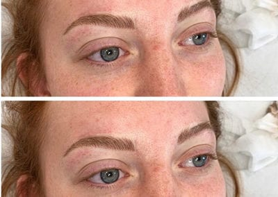 Microblading by Wini Ough in Saltash & Plymouth - Tina Davies Pigments For Every Hair Colour & Skin Tone