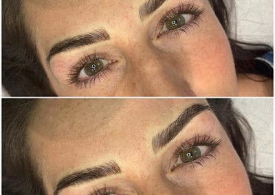 Microbladed brows by Microblading Technician Wini Ough in Saltash & Plymouth