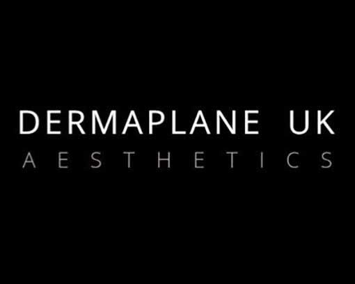 Dermaplaning UK Aesthetics Logo