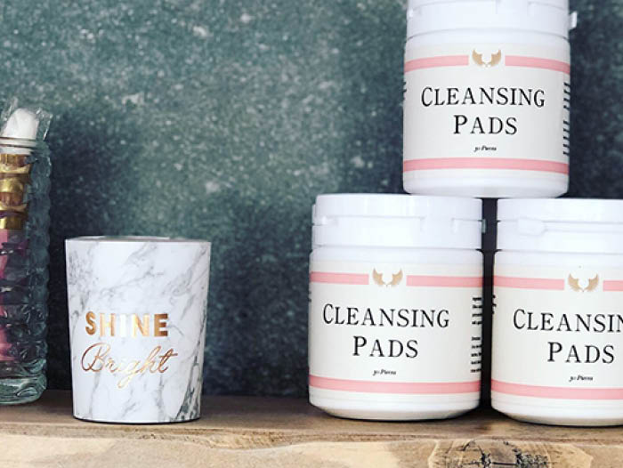 Lash Heaven Cleansing Pads £9